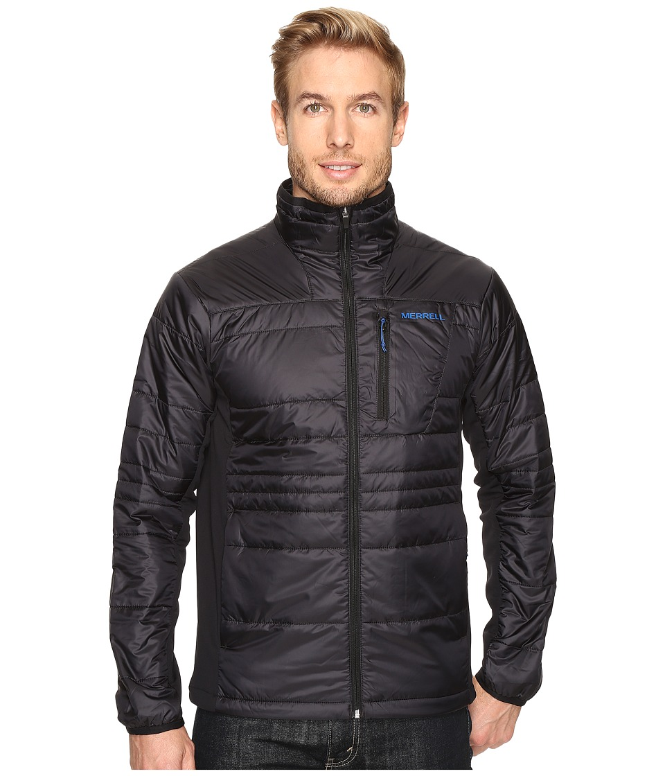 Merrell - Hexcentric Hybrid Jacket 2.0 (Black) Men's Coat