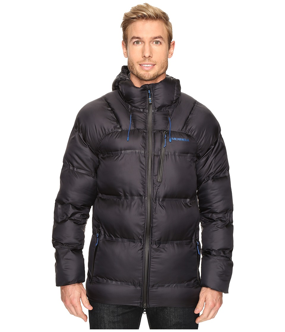 Merrell - Tempro Featherless Down Jacket (Black) Men's Coat
