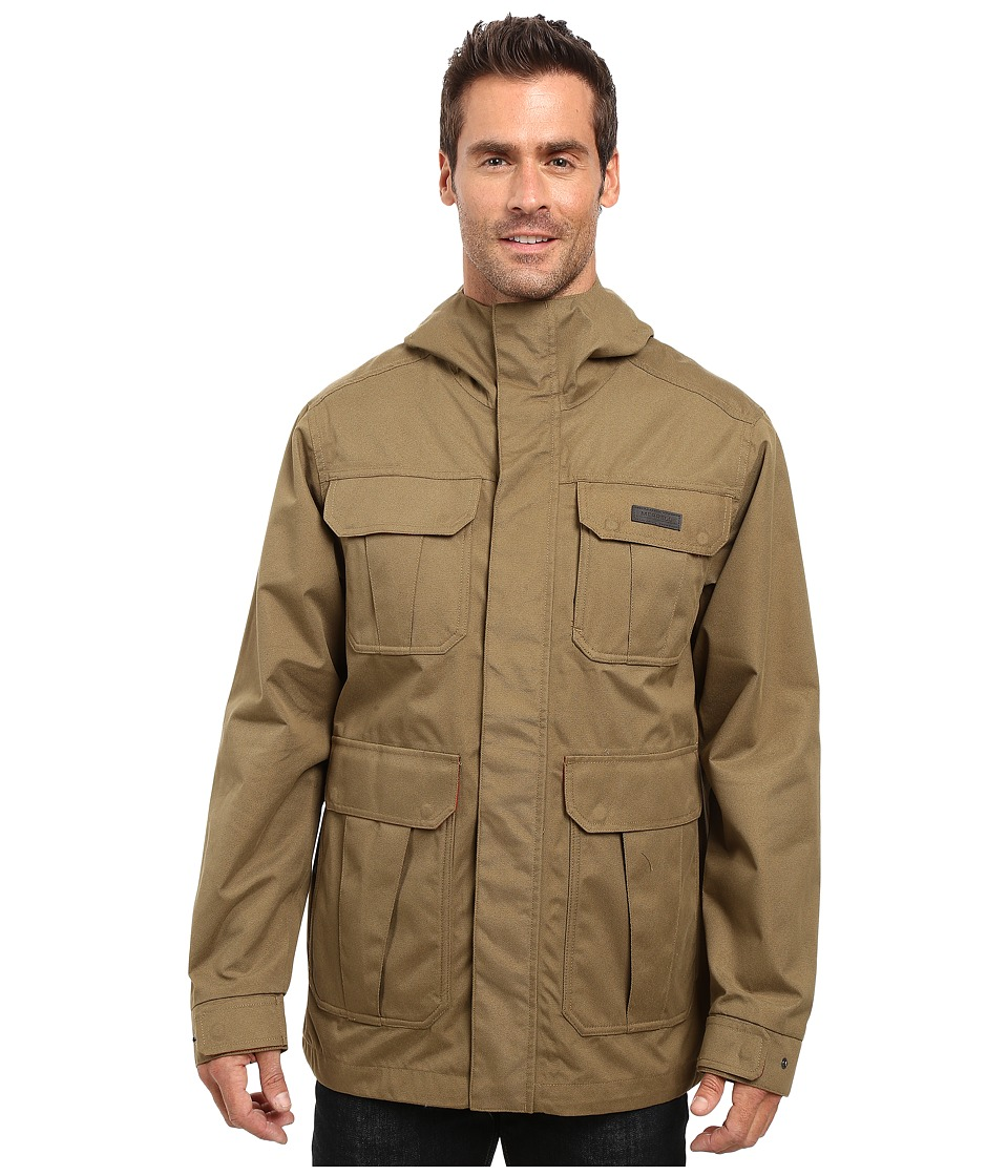 Merrell - Ansel Flannel Lined Jacket (Beech) Men's Coat