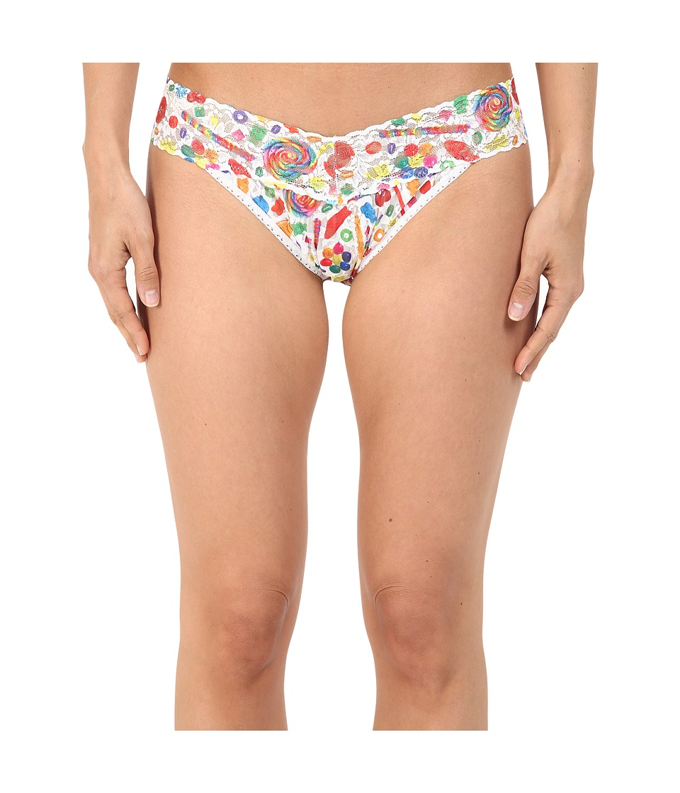 Hanky Panky - Dylan's Candy Bar Original Rise Thong (Multi) Women's Underwear