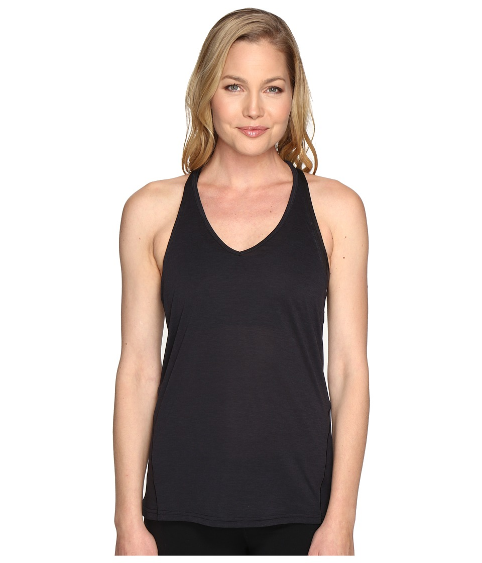 New Balance - Free Flow Tank Top (Black) Women's Sleeveless