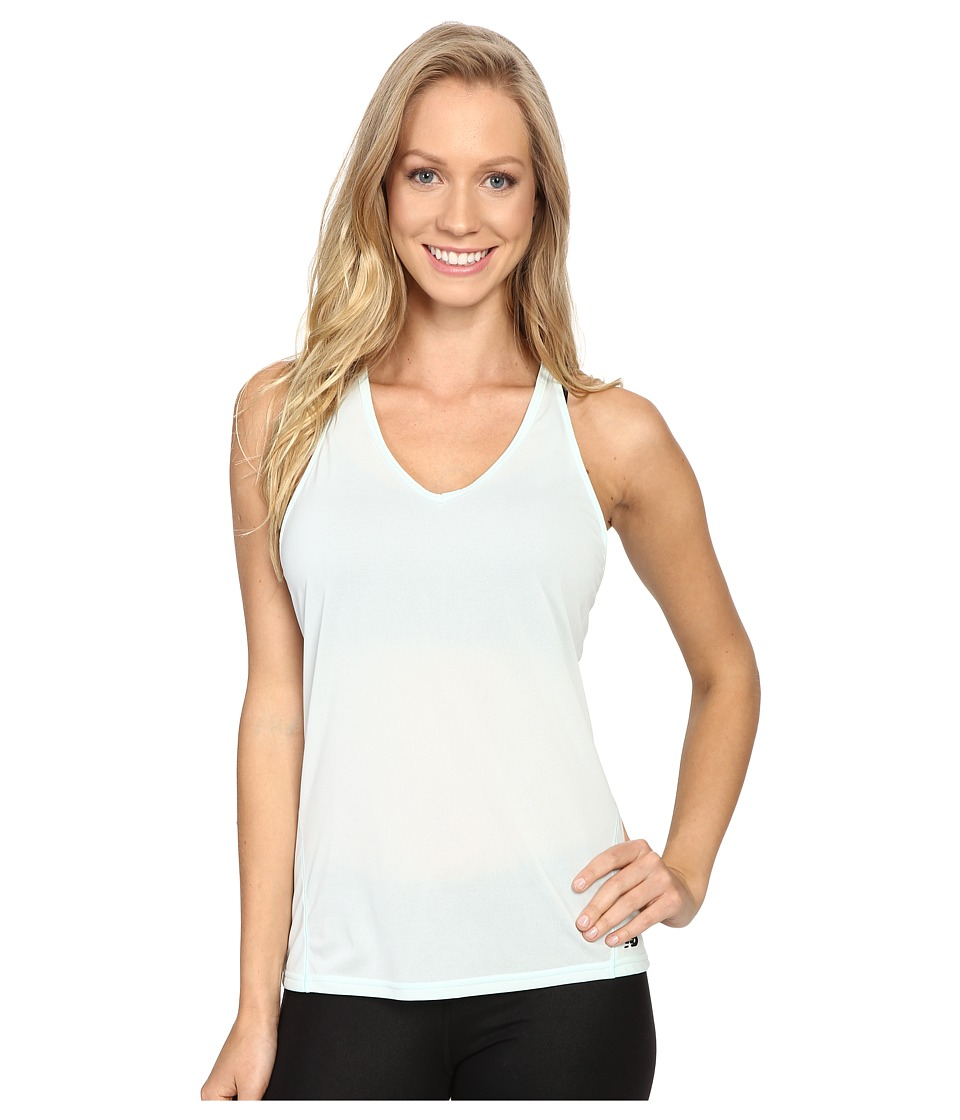 New Balance - Free Flow Tank Top (Droplet) Women's Sleeveless