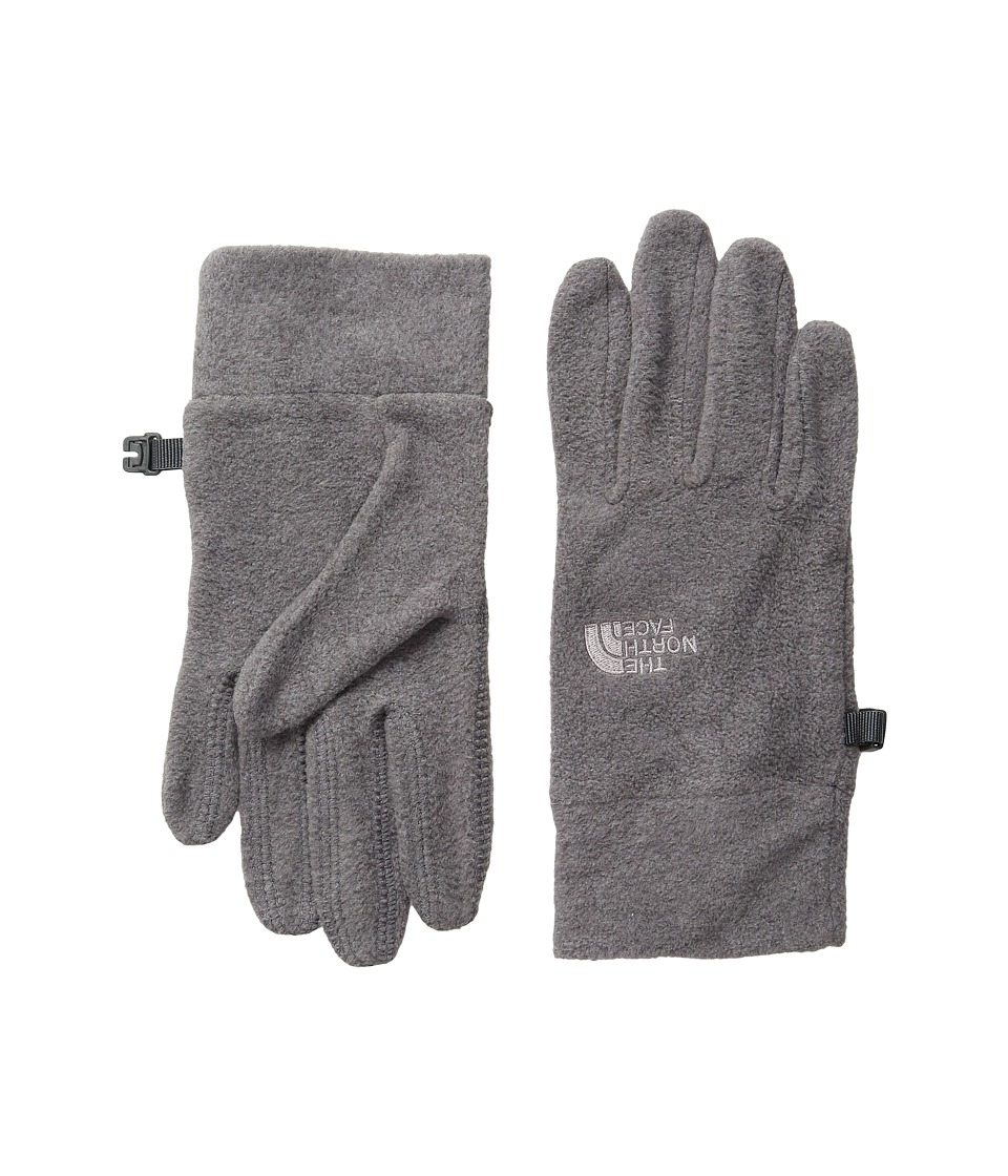 The North Face - Women's TKA 100 Glove (Rabbit Grey Heather) Extreme Cold Weather Gloves