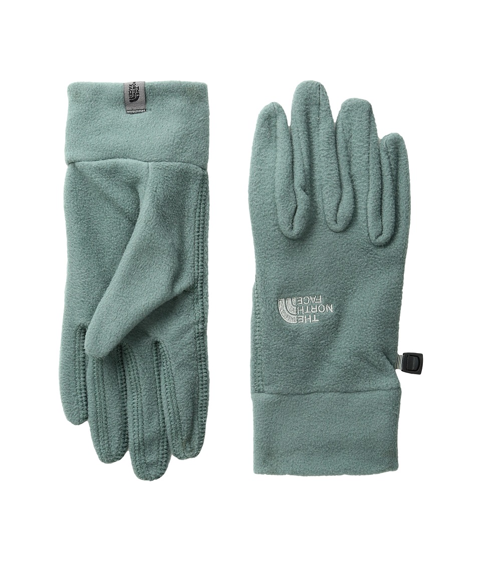 The North Face - Women's TKA 100 Glove (Balsam Green) Extreme Cold Weather Gloves