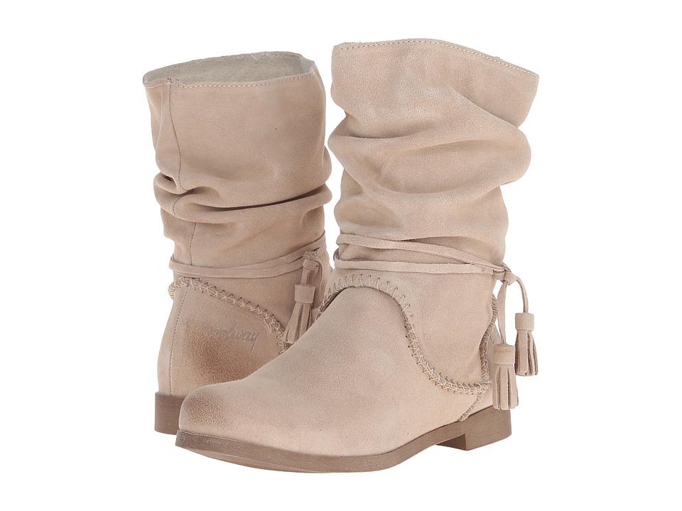 Coolway - Noreen (Beige) Women's Boots