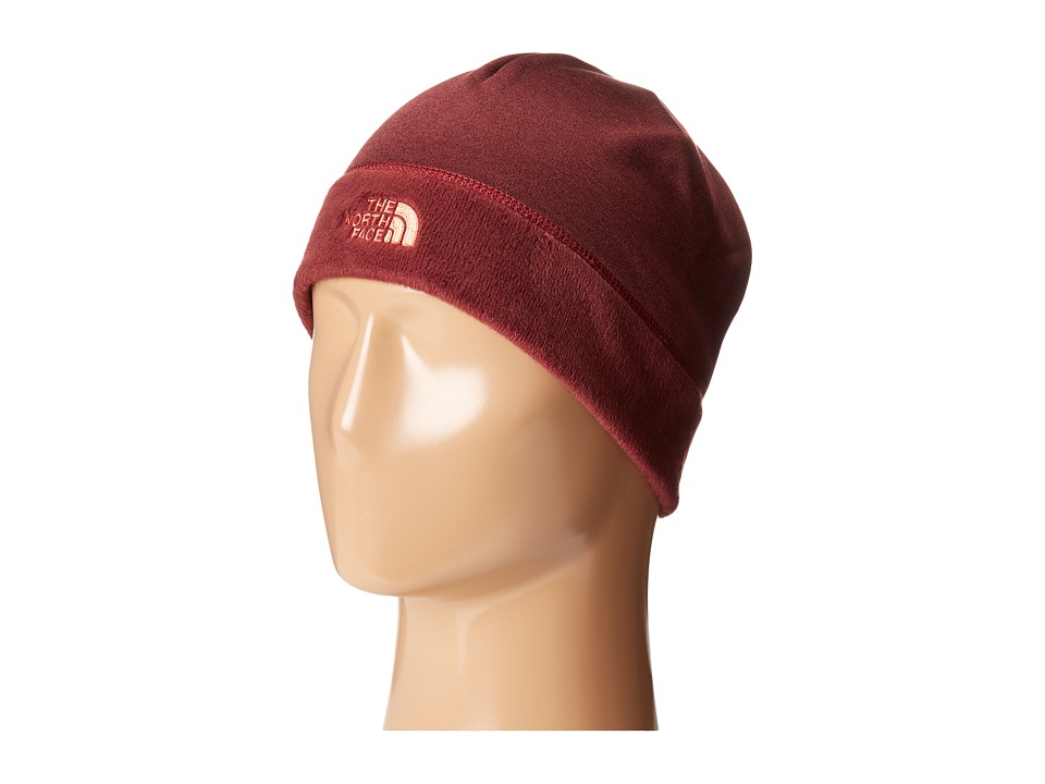 The North Face - Agave Beanie (Deep Garnet Red) Beanies