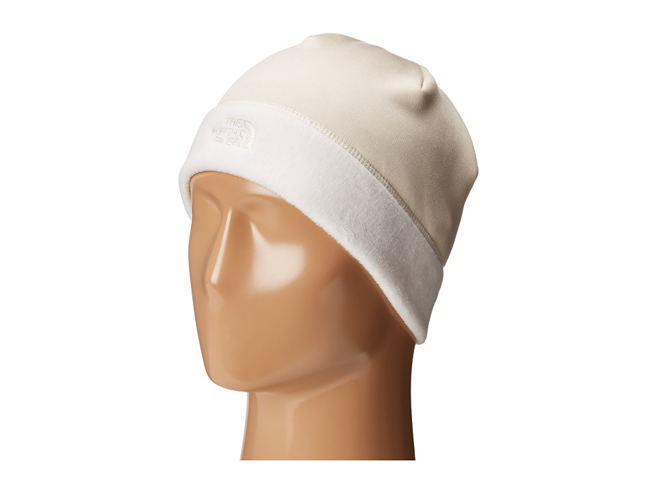 The North Face - Agave Beanie (Vintage White Heather) Beanies