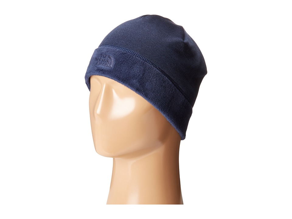 The North Face - Agave Beanie (Cosmic Blue Heather) Beanies
