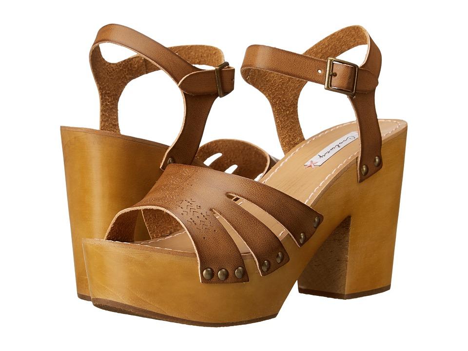 Coolway - Cassandra (Cognac) High Heels