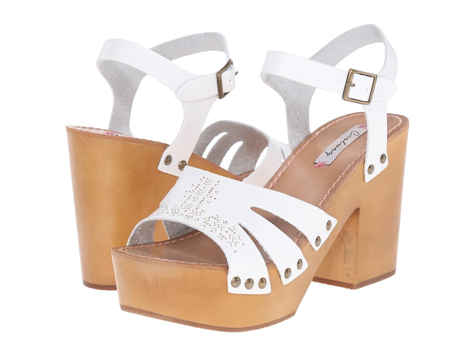 Coolway - Cassandra (White) High Heels