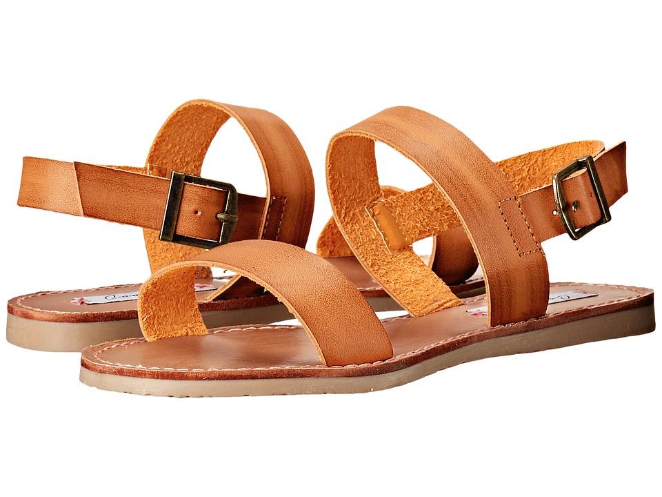 Coolway - Monda (Cognac) Women's Sandals
