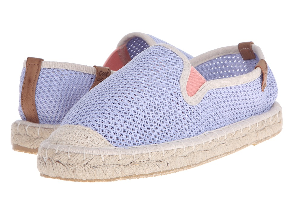 Coolway - Jaipur (Sky Blue) Women's Slip on Shoes