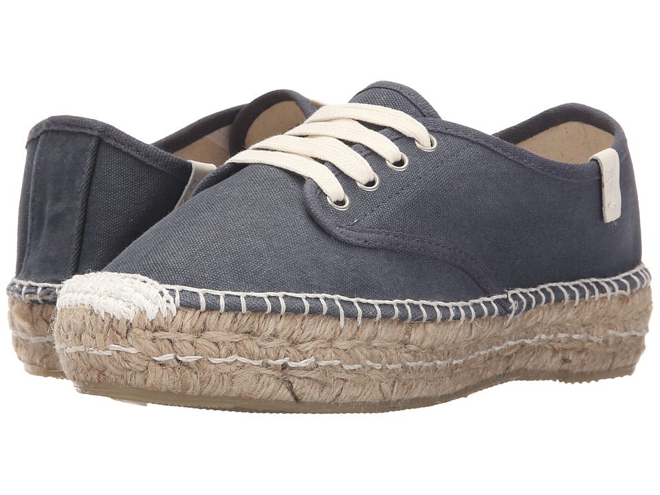 Coolway - Juttie (Navy) Women's Lace up casual Shoes