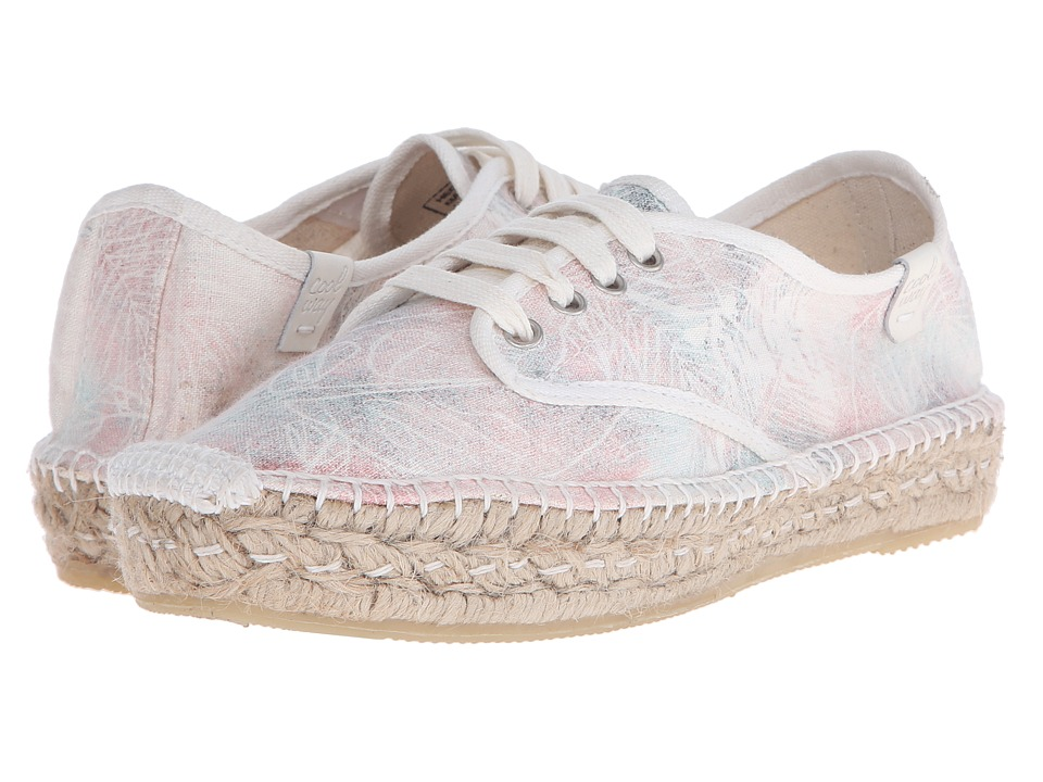 Coolway - Juttie (White) Women's Lace up casual Shoes