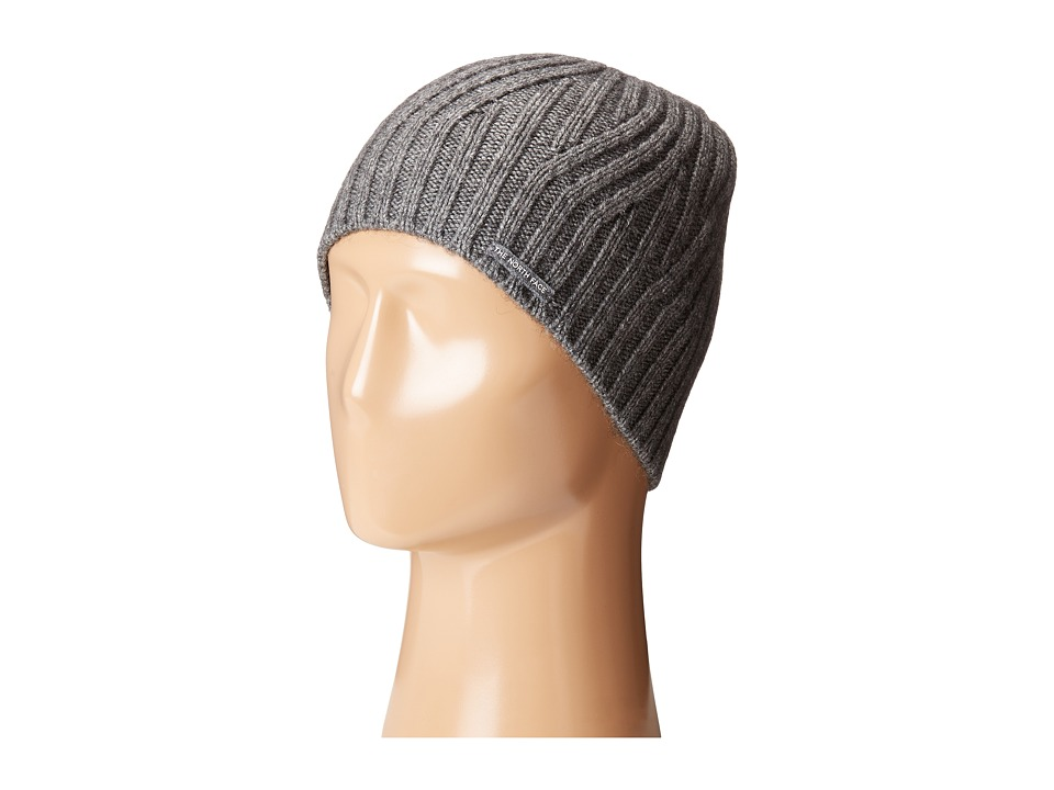 The North Face - Classic Wool Beanie (TNF Medium Grey Heather) Beanies