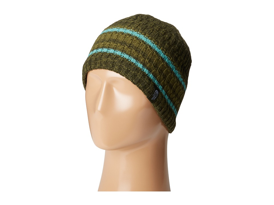 The North Face - The Blues Beanie (Rosin Green) Beanies