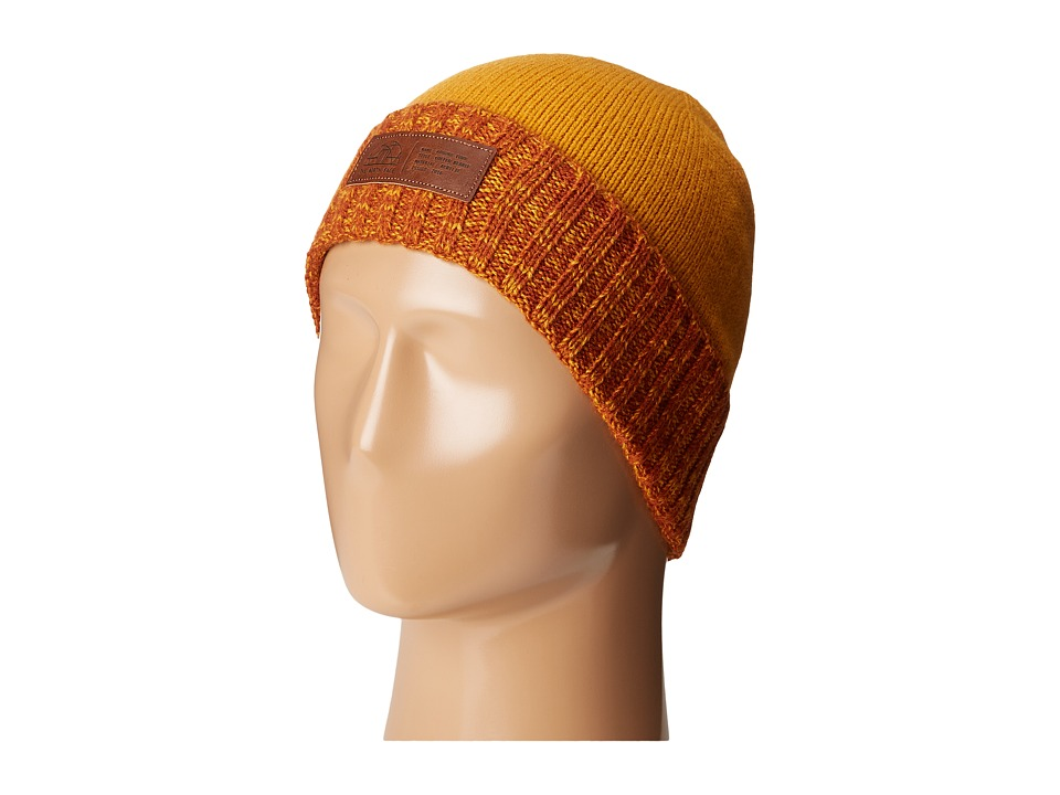 The North Face - Around Town Beanie (Citrine Yellow) Beanies