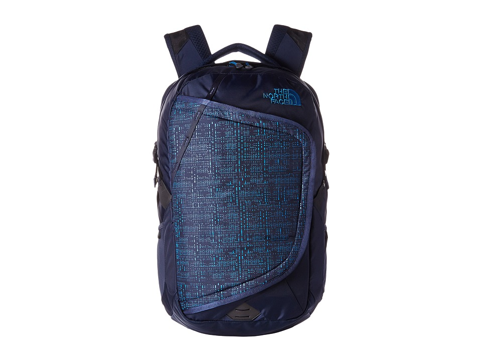 The North Face - Hot Shot Backpack (Urban Navy/Banff Blue) Backpack Bags