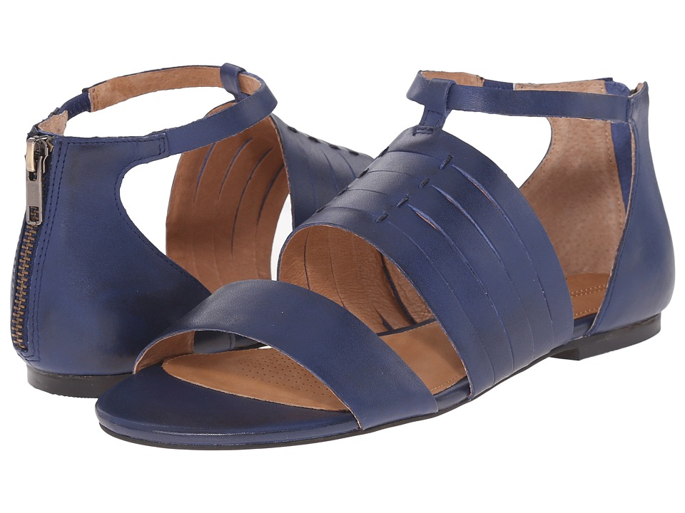 Corso Como - Sprint (Cobalt Leather) Women's Sandals