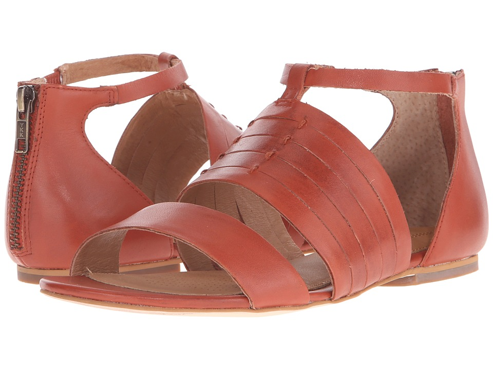 Corso Como - Sprint (Brick Leather) Women's Sandals