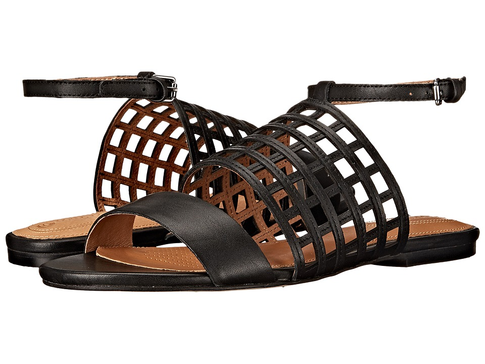 Corso Como - Summa (Black Leather) Women's Sandals