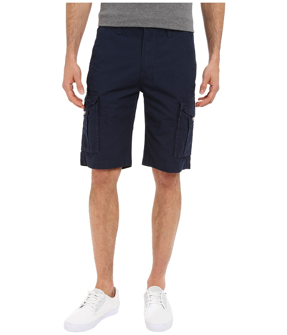 U.S. POLO ASSN. - Ripstop Cargo Shorts (Club Navy) Men's Shorts