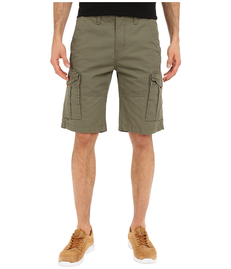 U.S. POLO ASSN. - Ripstop Cargo Shorts (Camp Green) Men's Shorts