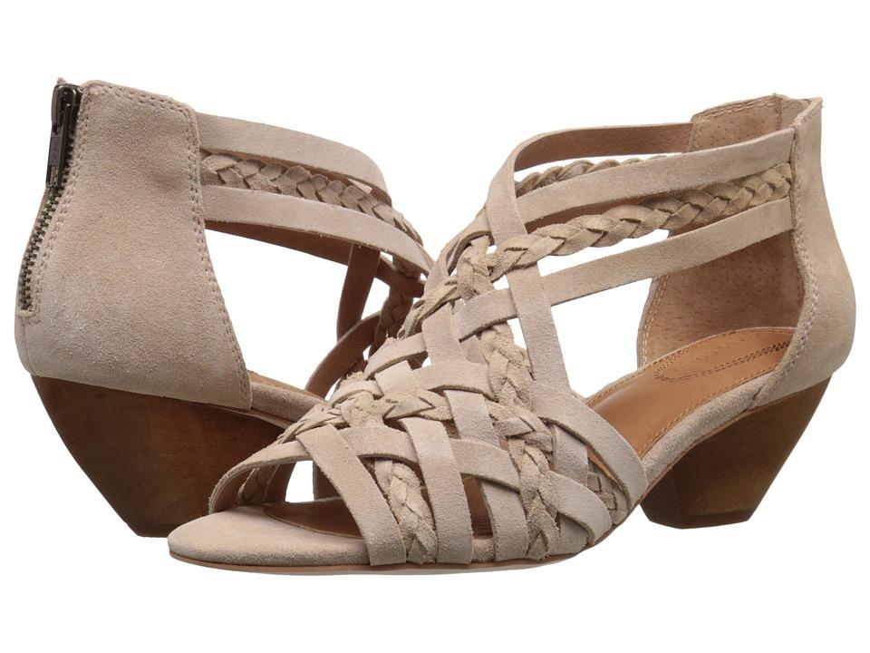 Corso Como - Darren (Nude Suede) Women's 1-2 inch heel Shoes