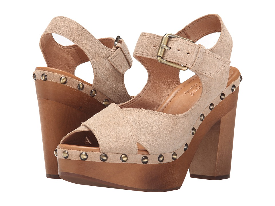 Corso Como - Nola (Nude Suede) High Heels