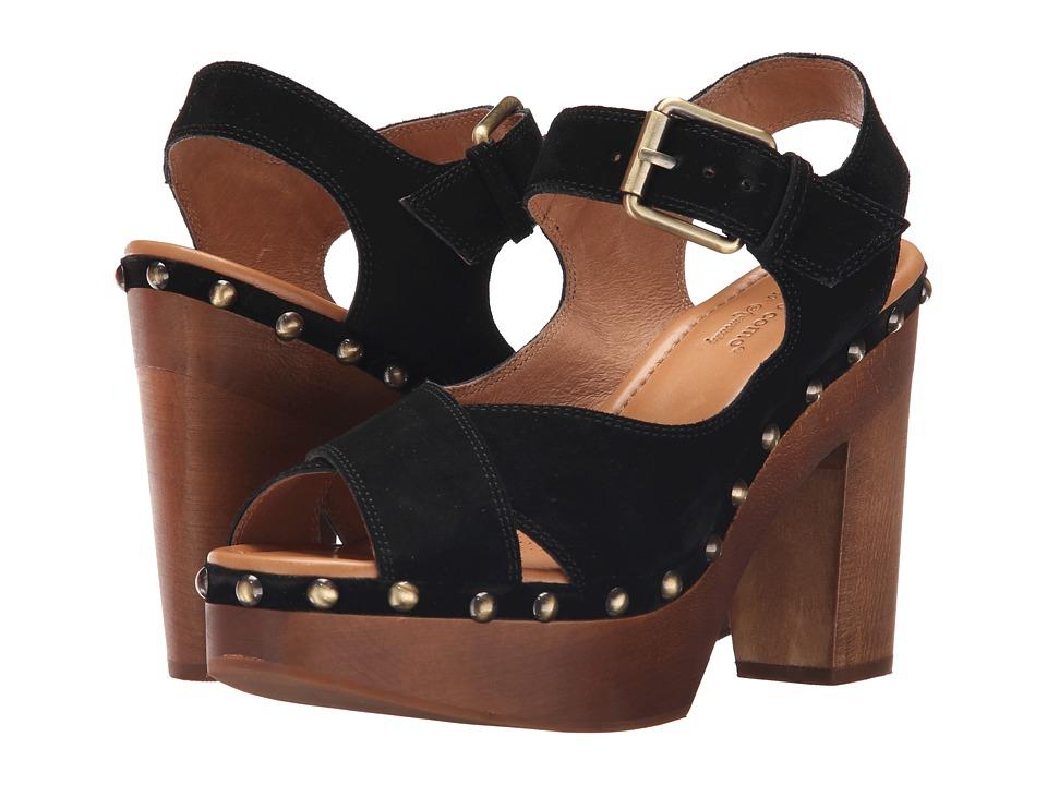 Corso Como Nola (Black Suede) High Heels
