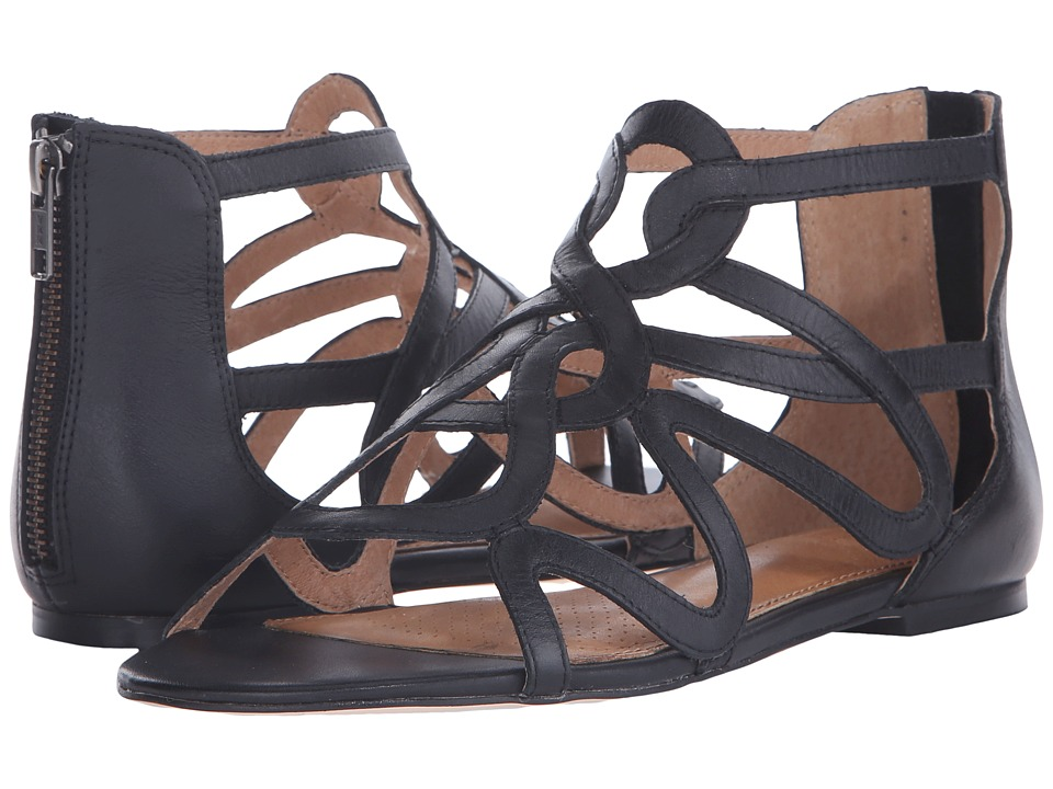 Corso Como - Surrey (Black Leather) Women's Sandals