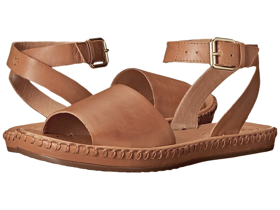 Corso Como - Brinkley (Tan Leather) Women's Sandals
