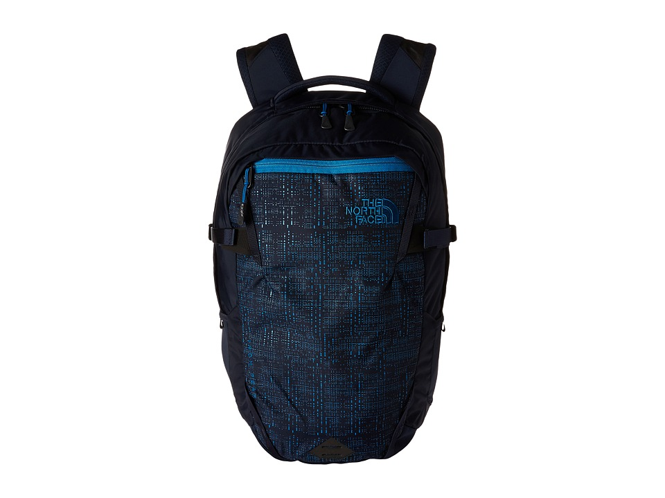 The North Face - Iron Peak Backpack (Urban Navy/Banff Blue (Prior Season)) Backpack Bags