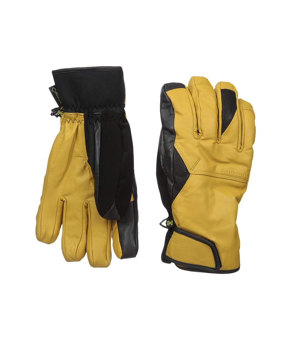 Burton - Gondy GORE-TEX Leather Glove (Raw Hide) Extreme Cold Weather Gloves