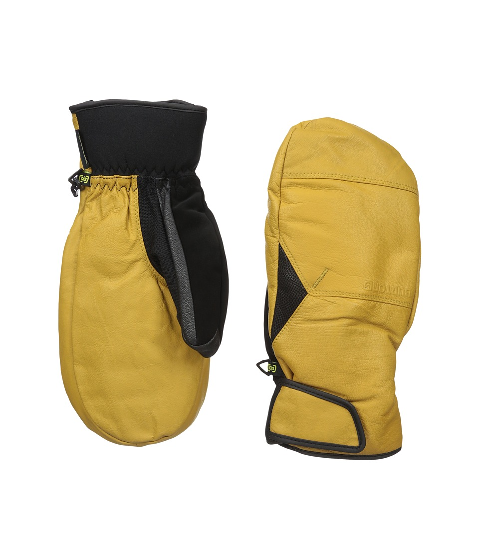 Burton - Gondy GORE-TEX Leather Mitt (Raw Hide) Gore-Tex Gloves