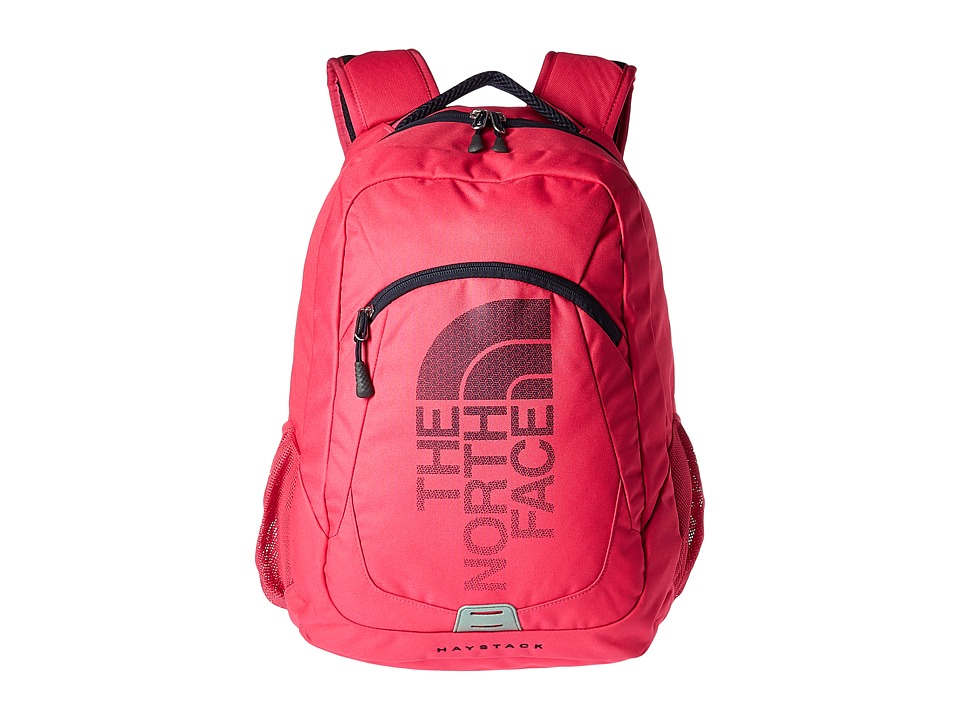 The North Face - Haystack (Cabaret Pink/Cosmic Blue (Prior Season)) Backpack Bags