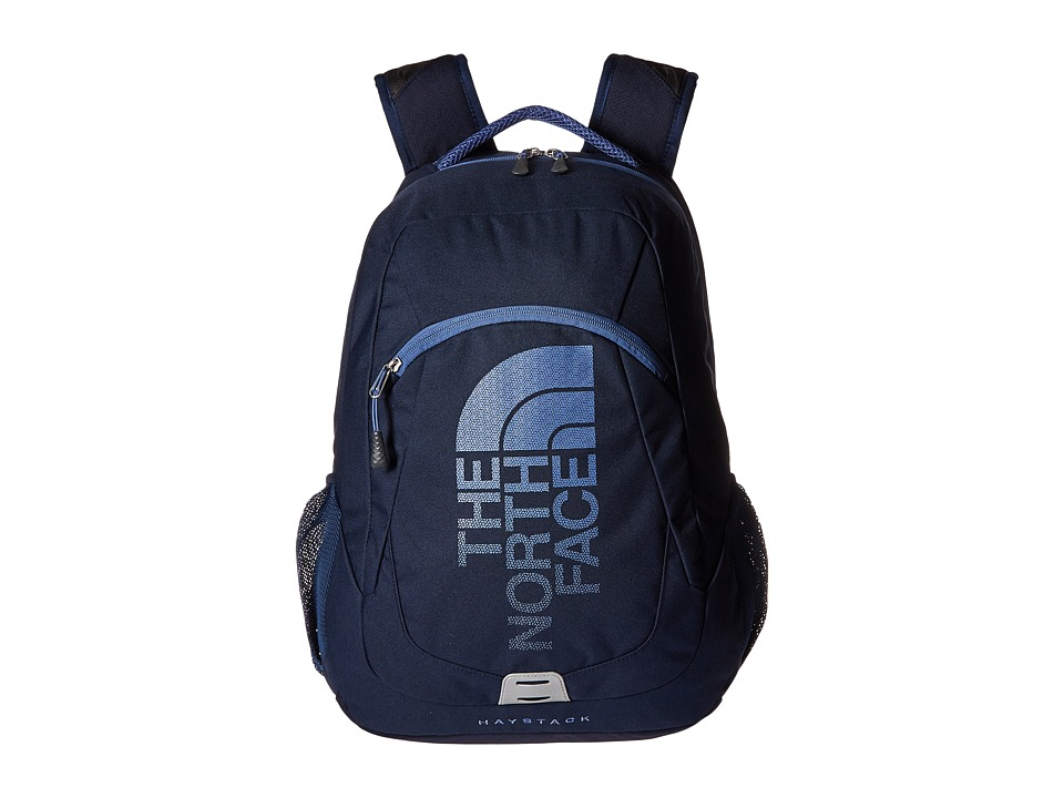 The North Face - Haystack (Cosmic Blue/Costal Fjord Blue) Backpack Bags