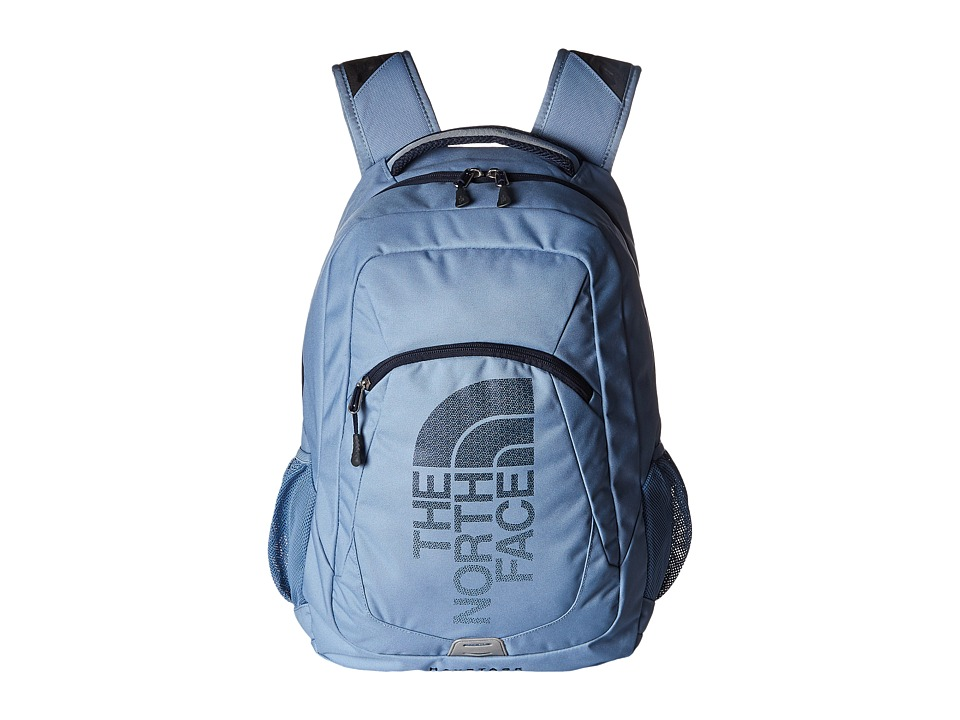 The North Face - Haystack (Faded Denim/Cosmic Blue) Backpack Bags