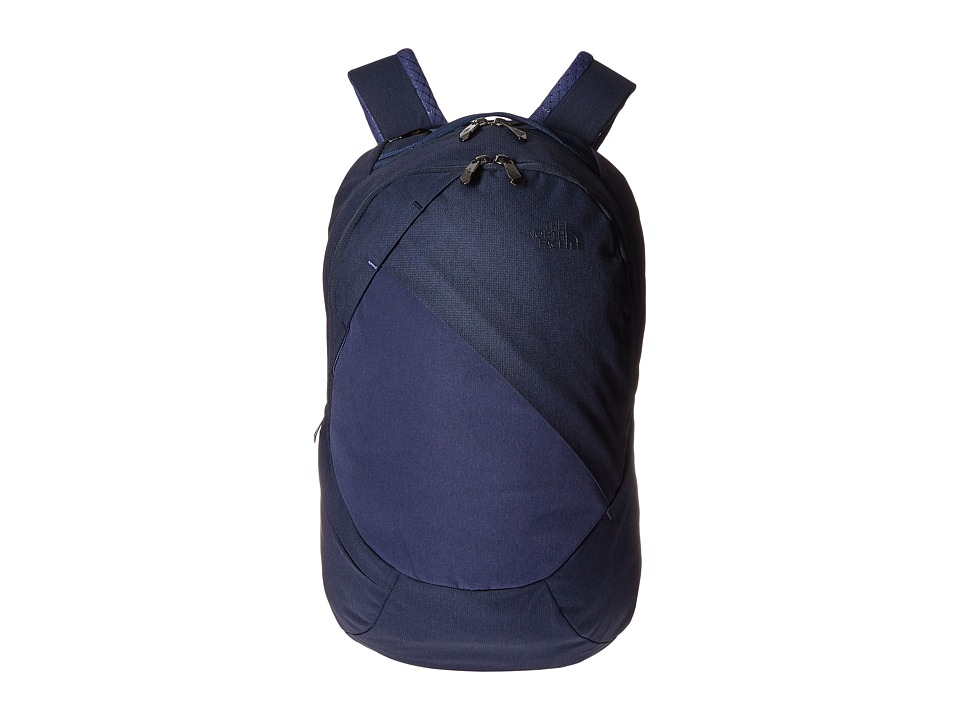 The North Face - Women's Isabella Backpack (Cosmic Blue Light Heather/Coastal Fjord Blue) Backpack Bags