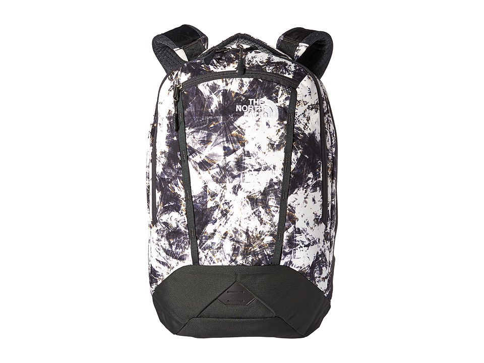 The North Face - Women's Microbyte (Diamond Life Print/Asphalt Grey) Backpack Bags