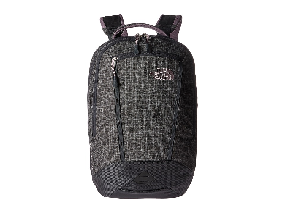 The North Face - Women's Microbyte (Asphalt Grey Heather/Quail Grey) Backpack Bags
