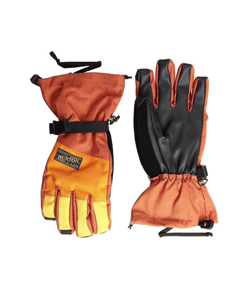 Burton - Approach Glove (Picante/Maui Sunset/Syrup) Snowboard Gloves