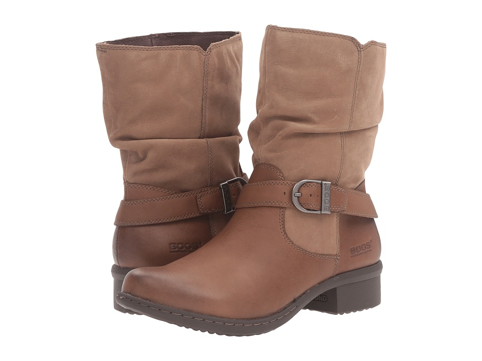 Bogs Carly Mid Hazelnut Womens Waterproof Boots