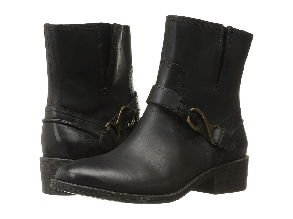 Sperry - Juniper Seine (Black) Women's Boots