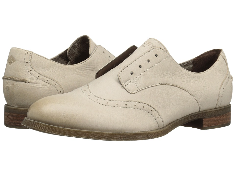 Sperry - Victory Gill (Ivory) Women's Shoes