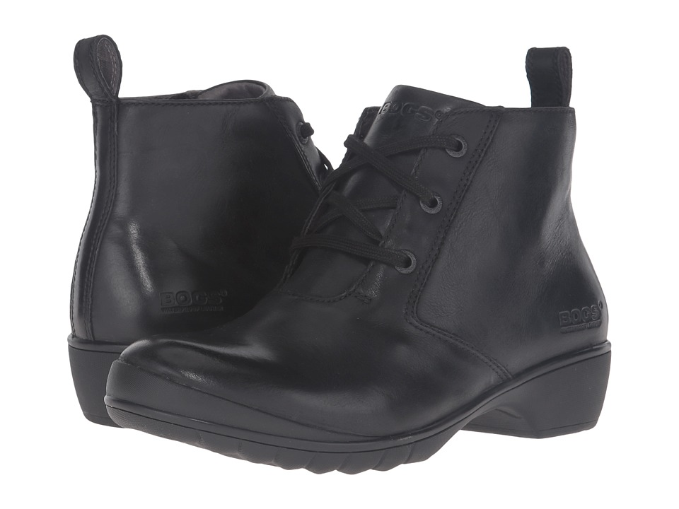 Bogs Carrie Chukka (Black) Women