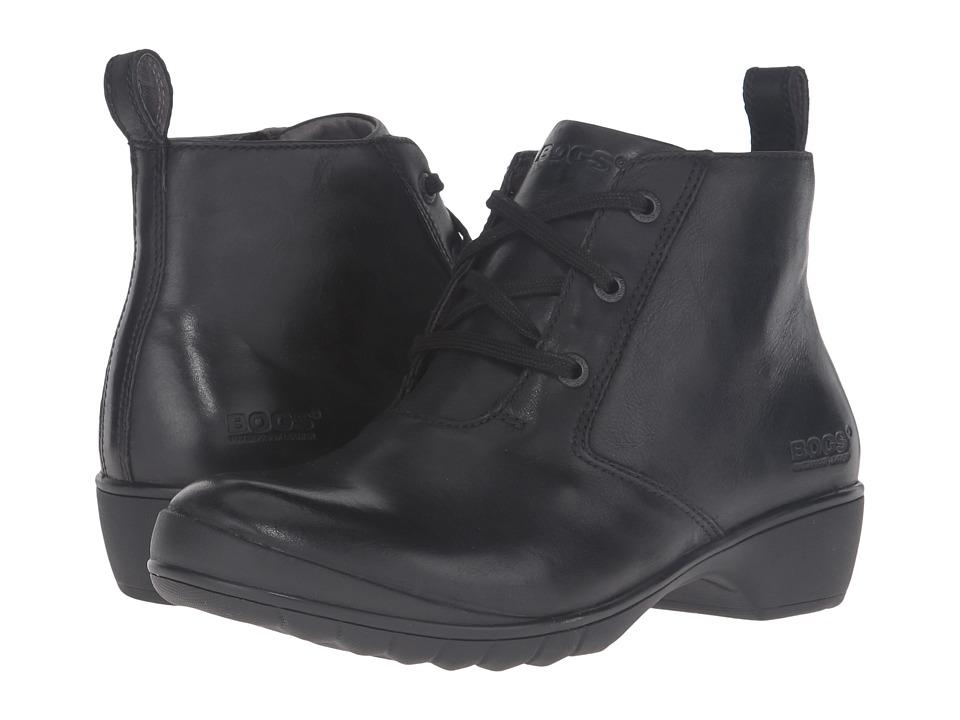 Bogs - Carrie Chukka (Black) Women's Waterproof Boots