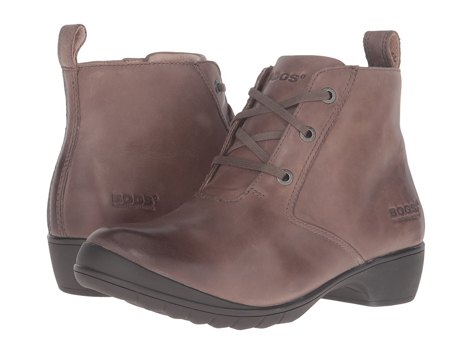 Bogs - Carrie Chukka (Taupe Multi) Women's Waterproof Boots