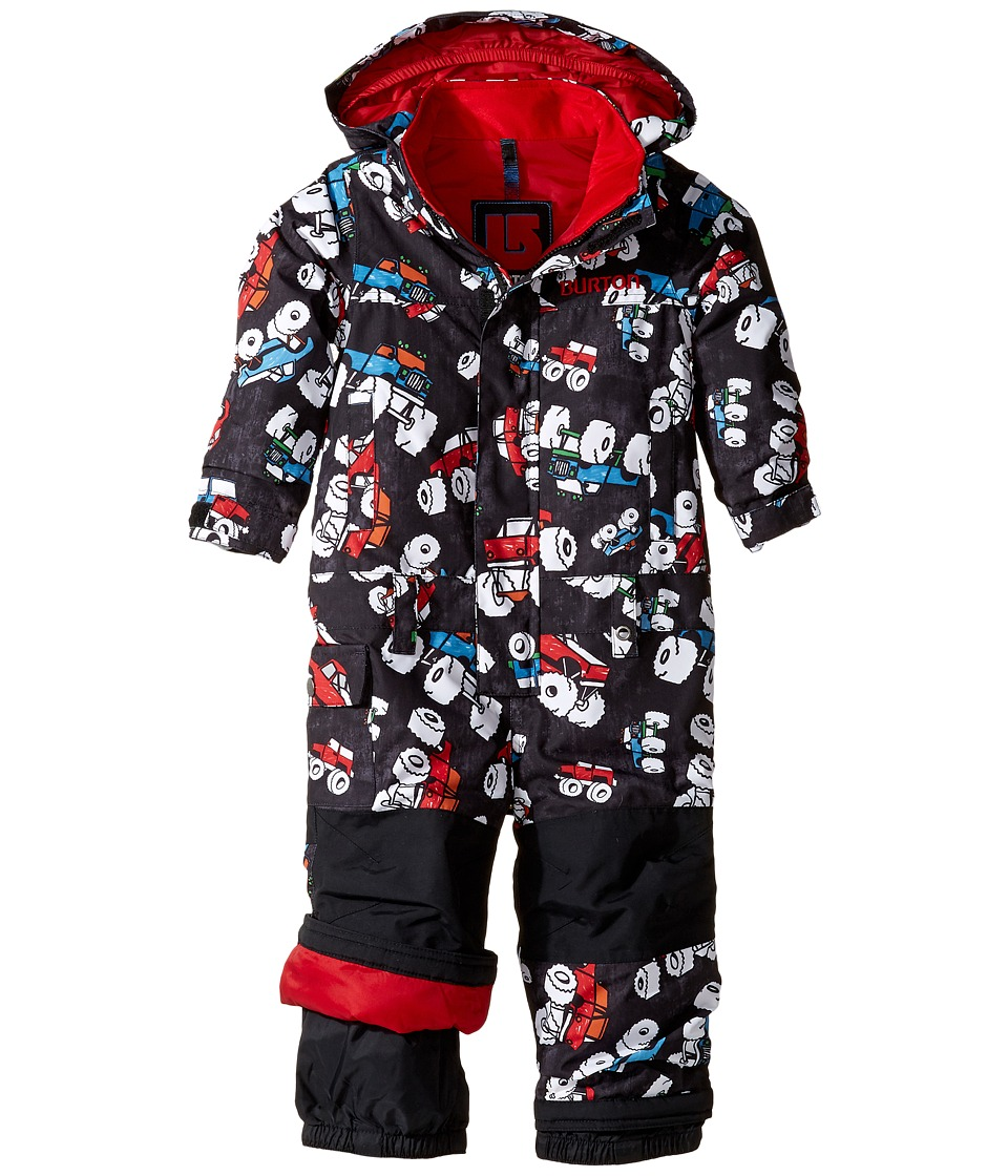 Burton Kids - Boys Minishred Striker One Piece (Toddler/Little Kids) (Offroad) Boy's Jumpsuit & Rompers One Piece
