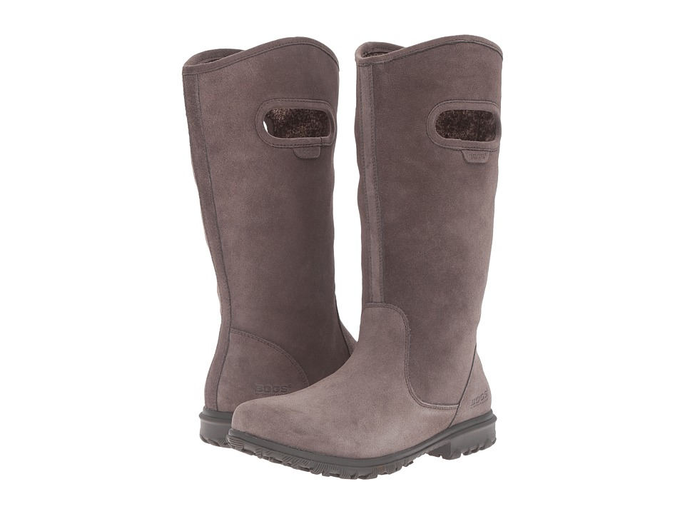 Bogs - Betty Tall (Taupe) Women's Waterproof Boots